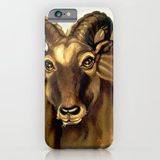 Tahr Portrait iPhone 6s Slim Case