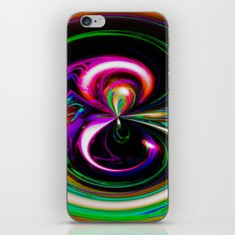 """Wild Thing"" iPhone Skin"