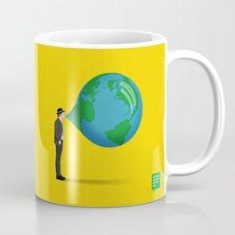 Don't Blow It Coffee Mug