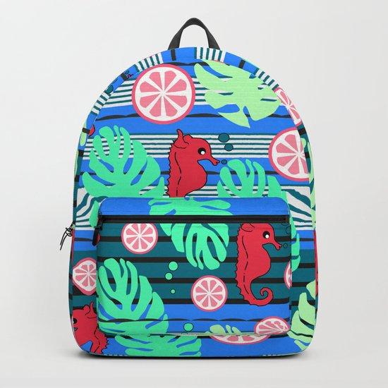 Fruity underwater Backpack