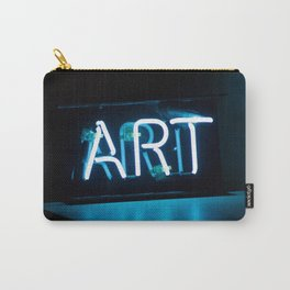 Art Neon Carry-All Pouch