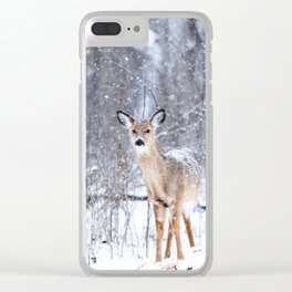 bambi #society6 #decor #buyart Clear iPhone Case