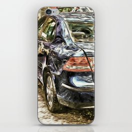 Its just a small dent, Honest! iPhone Skin
