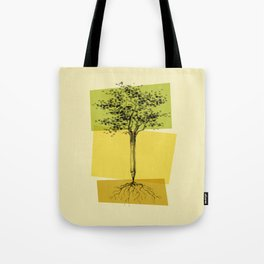Ideas Don't Grow On Trees Tote Bag