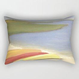 Chappy Kayaks Rectangular Pillow
