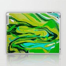 Mojave Greens Laptop & iPad Skin