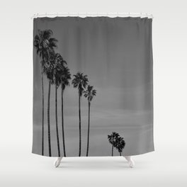 City of Angels Shower Curtain
