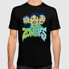 FLATBUSH ZOMBIES Mens Fitted Tee X-LARGE Black