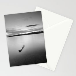 """Melancolia"". Mono Stationery Cards"