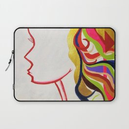 Faceless Laptop Sleeve