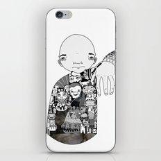 Claw iPhone & iPod Skin