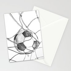 Goal! Stationery Cards