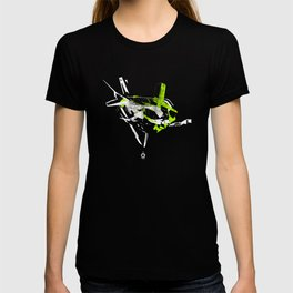 Abstract - Spatial normalization T-shirt
