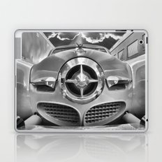 Studebaker and Trains Laptop & iPad Skin