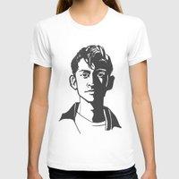 alex turner T-shirts featuring alex turner [6] by roanne Q