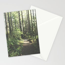 Old Forest Path Stationery Cards
