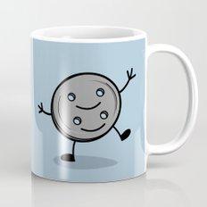 Siamese Twin Button Mug