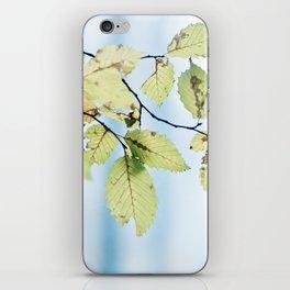 bight summer laves iPhone Skin