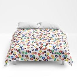 Pool Balls Comforters