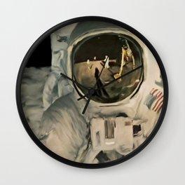 LIFE MAGAZINE: Moon Landing Wall Clock