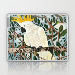 Sulphur-crested Cockatoo Laptop & iPad Skin