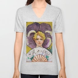 At the thought - Digital Remastered Edition Unisex V-Neck