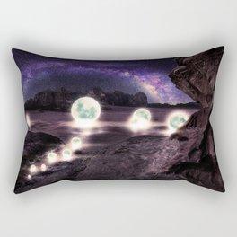 Moons Over My Hammy Rectangular Pillow