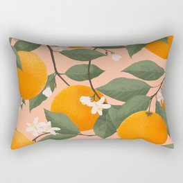 fresh citrus Rectangular Pillow