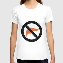 ANTI TRUMP Official logo T-shirt