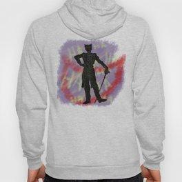Joker Splatter Background Hoody