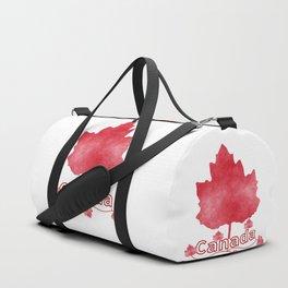 Oh Canada Duffle Bag