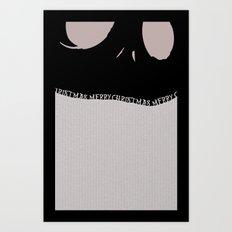 JACK'S LAMENT Art Print
