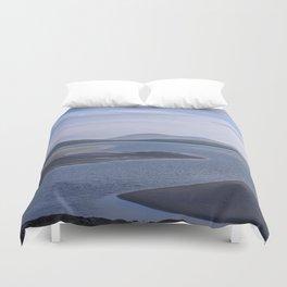Seaside Blues Duvet Cover