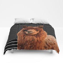 Llama Drama Comforters