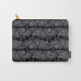 PEONIES Sandi Ray Pierce Carry-All Pouch