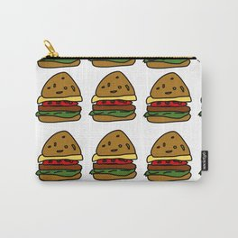 Ham Burger Carry-All Pouch