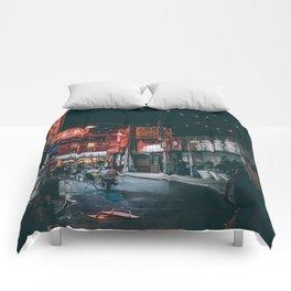 Chinatown Comforters