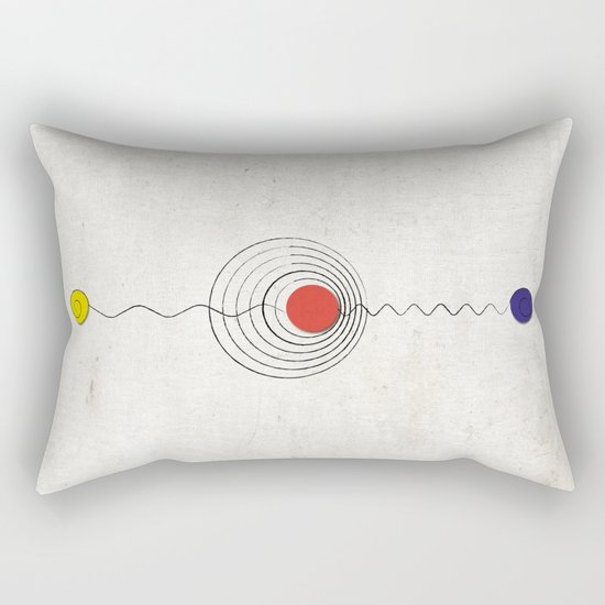 minimaldopplereffect Rectangular Pillow