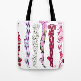 Those Old Christmas Socks Tote Bag