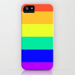 Rainbow Design iPhone Case