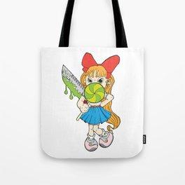 Lolipop Cuteness Tote Bag