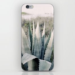 Pale Agave iPhone Skin