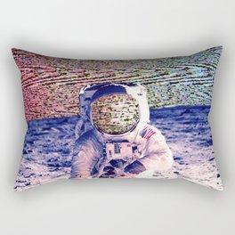 Space Static Rectangular Pillow