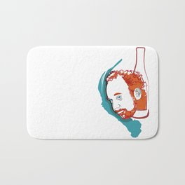 Paul Giamatti - Miles - Sideways Bath Mat