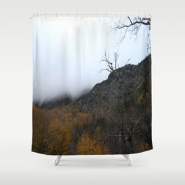 Smuggler's Notch Shower Curtain
