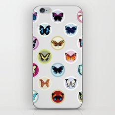 Butterfly Candy iPhone & iPod Skin