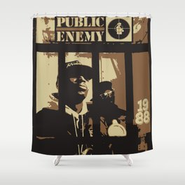 Album Cover Shower Curtains