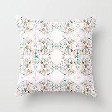 Co-exist  Throw Pillow