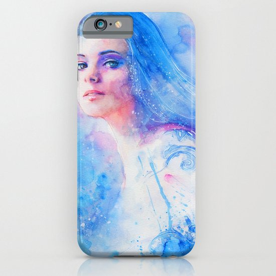 Right from the stars iPhone & iPod Case