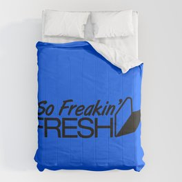 So Freakin' Fresh v5 HQvector Comforters